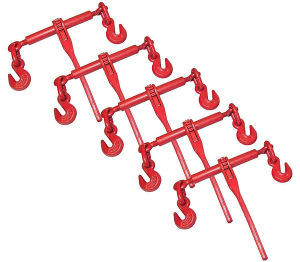 "Ratchet Chain Binder for ⅜"" - ½"" G70 & G80 Transport or G43 High Test Chain"