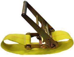 Build Your Own - 1 2 3 & 4 Endless Ratchet Wrap Straps / 30 Ft Yellow Flatbed
