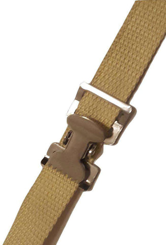 "Build Your Own - 1"" Kevlar Strap w/ Stainless 'Alligator' Clip - ratchetstrap-com.myshopify.com"