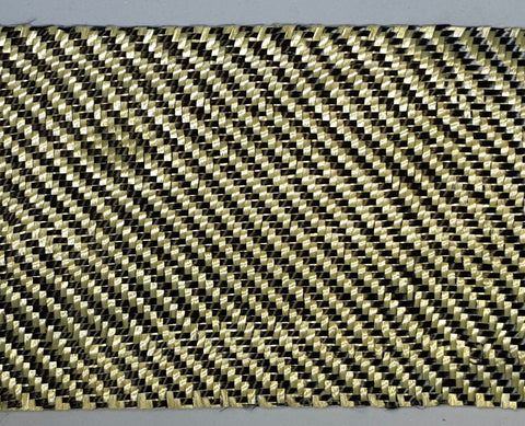 Carbon Fiber/kevlar Interwoven Web Wear Pad Contractor