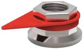 Amazon Loose Wheel Nut Indicator, 33mm, Torque - QTY 1 Red