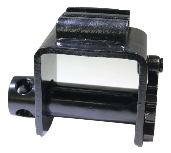 Fontaine Sliding Winch W Welded Cast Top Ratchetstraps