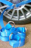 Lasso Straps For Auto Transport Towing