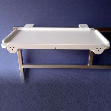 Folding Lunch Table - Pontoon Boat | P0011