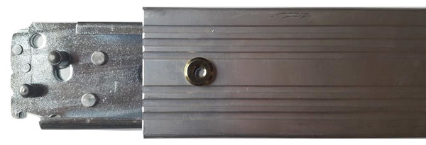 QTY (50) Standard Aluminum Decking/Shoring E-Track Beams - FREE SHIPPING - RatchetStrap.com