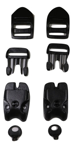 Qty 2 Acw Spa Or Hot Tub Cover Locking Plastic Buckle Replacement Kit
