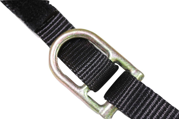Qty 4 Manual Overcenter Buckle Strap W Snap Hook Fits A