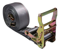 "QTY 50 - 2""x 16 ft. Logistic Van Ratchet E-Track Straps w/ Spring E Fittings - RatchetStrap.com"