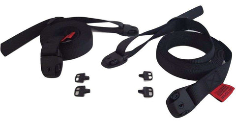 Spa Hot Tub Cover Adjustable Wind Straps Nexus Lock Black 8