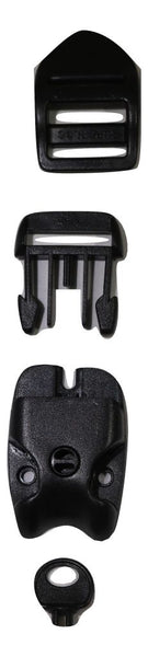SPA or Hot Tub Cover ACW Lock Plastic Buckle Replacement Kit - ratchetstrap-com.myshopify.com