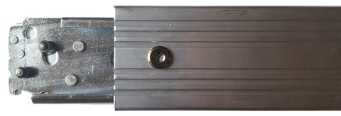 Standard Aluminum Decking/Shoring E-Track Beam - Extrusion Made in USA - ratchetstrap-com.myshopify.com