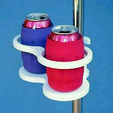 Removable Double Drink Holder | T002