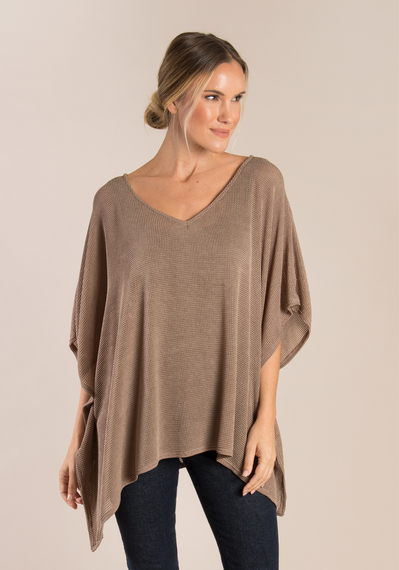 Open Knit Top (2 Colours)