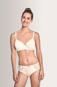 Arielle Underwire-Off-White/Beige