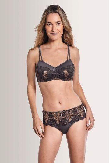Florence Underwire-Grey/Copper