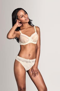 Aurora Underwire-Off-White/Nude