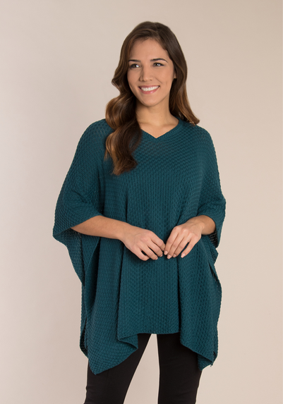Open Weave Knit Tunic (3 Colours)