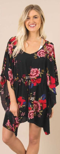 Blossom Babe Cover Up
