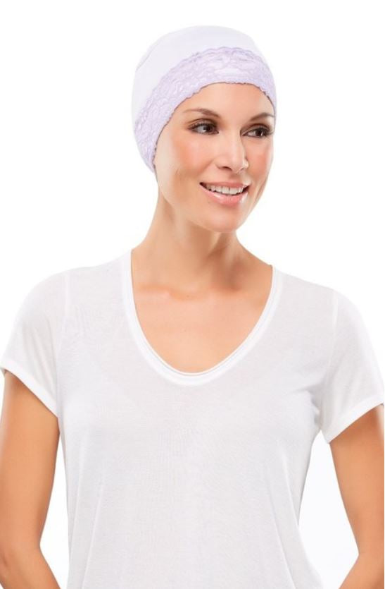 Lace Sleep Cap-10 Colours