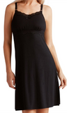 Glam Nightdress-Black