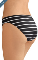 Mexico Swim Bottom-Stripes