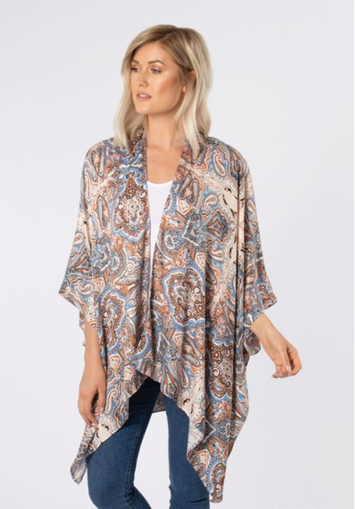 Paisley Wrap-2 Colours