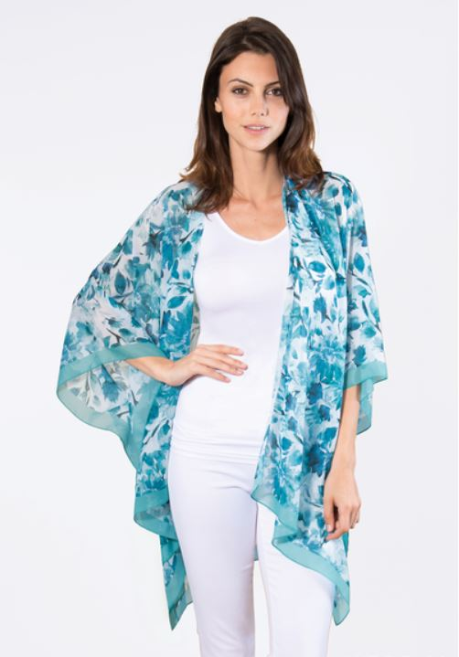 Floral Wrap-2 Colours