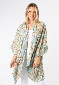 Island Breeze Gold Foil Wrap-2 Prints