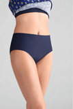Morocco High Waist Swim Bottom