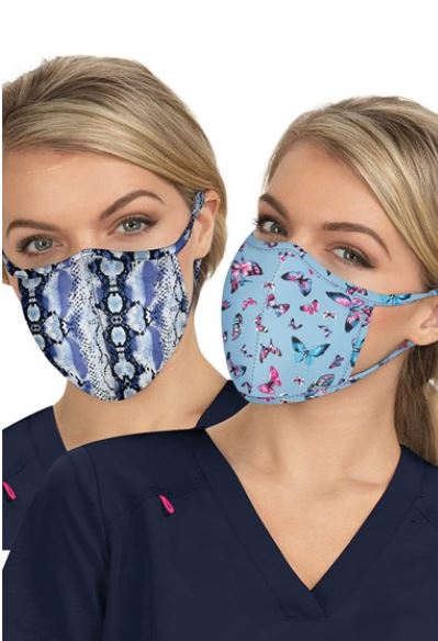 Reversible Mask (Set of 2)- 4 Prints to Choose from