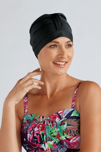 Swim Cap-Black