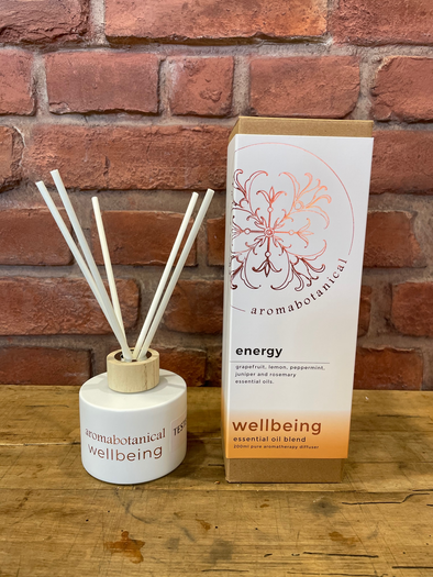 Wellbeing Diffuser - Energy