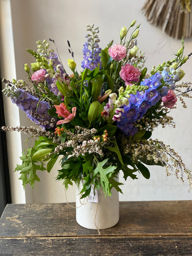 Flowers for the home workshop sunday 31st jan