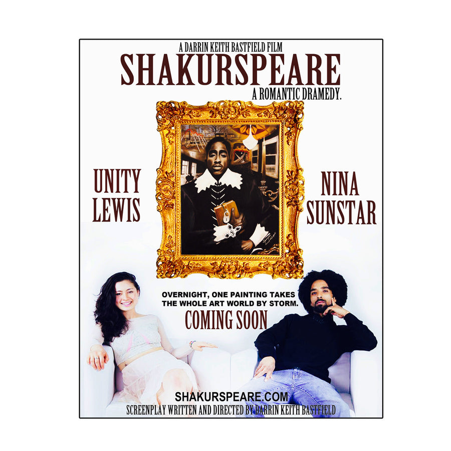 A Darrin Keith Bastfield Film, 'Shakurspeare' Coming Soon!