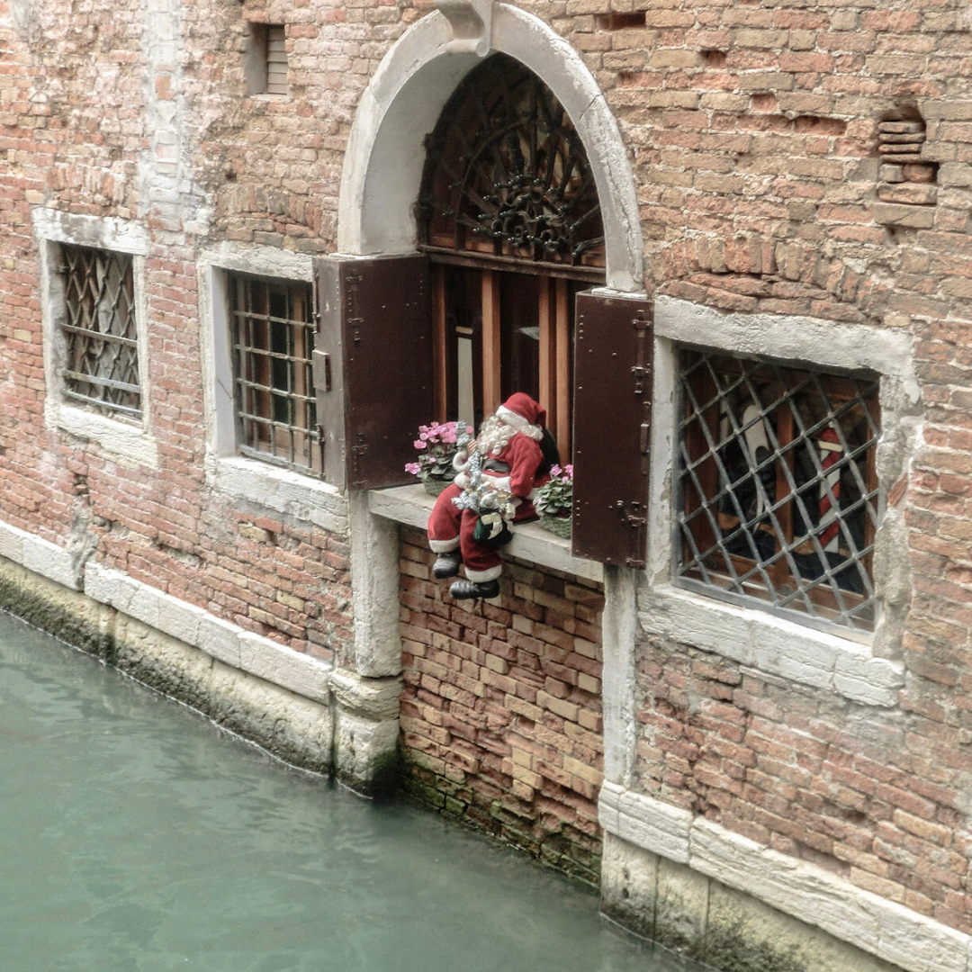 LE FESTE: Christmas + New Year in Venice Package