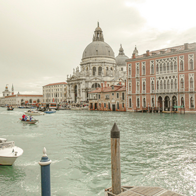 E-Book: Festa della Salute - Thanksgiving in Venice