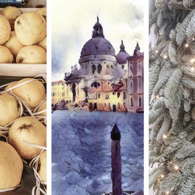 Seasons Greetings from Venice: SELECTION - 12 Cards