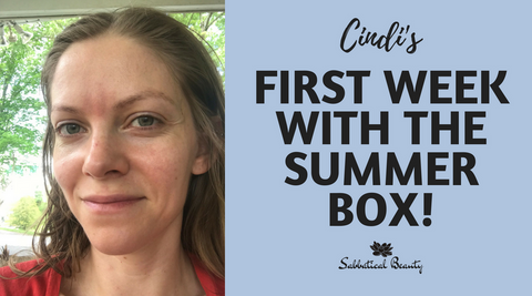 cindi summer box week 1