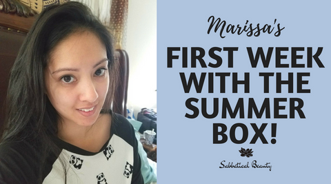 marissa summer box week 1