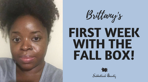 brittany week 1 blog