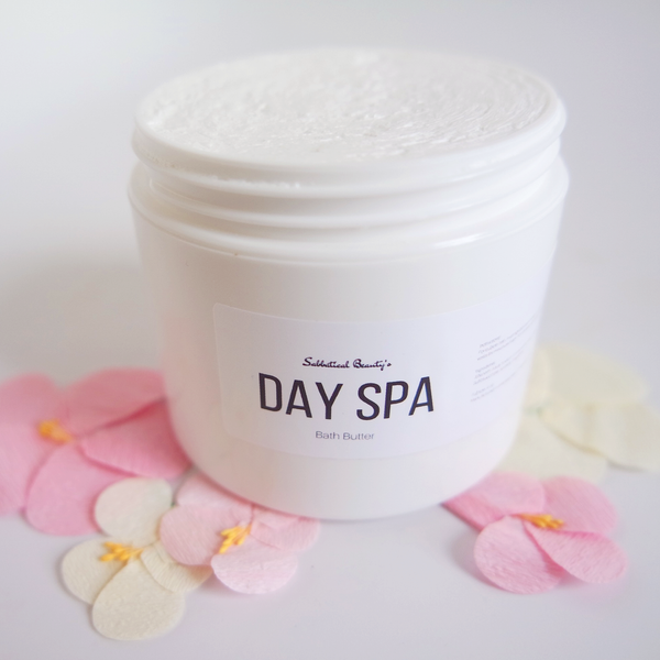 Day Spa Bath Butter