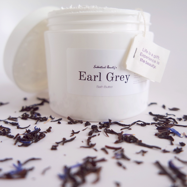 Earl Grey Bath Butter