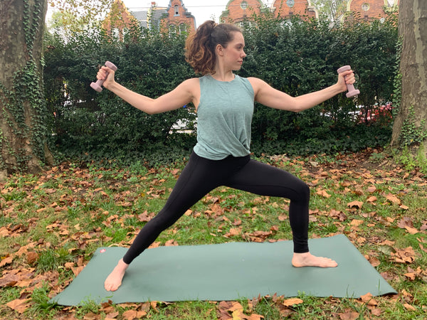 Donation Yoga Sculpt with Katharina Muñiz