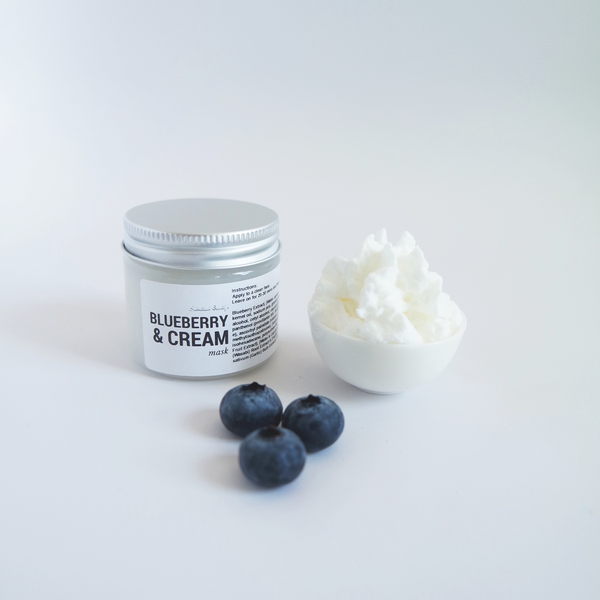 Blueberry & Cream Mask