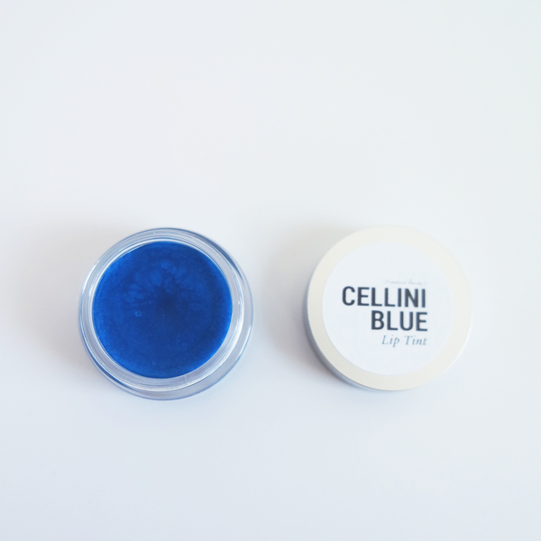 Cellini Blue Lip Tint