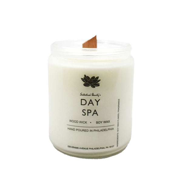Day Spa Candle