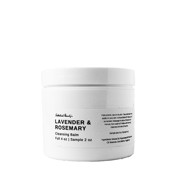 Lavender with Rosemary Cleansing Balm