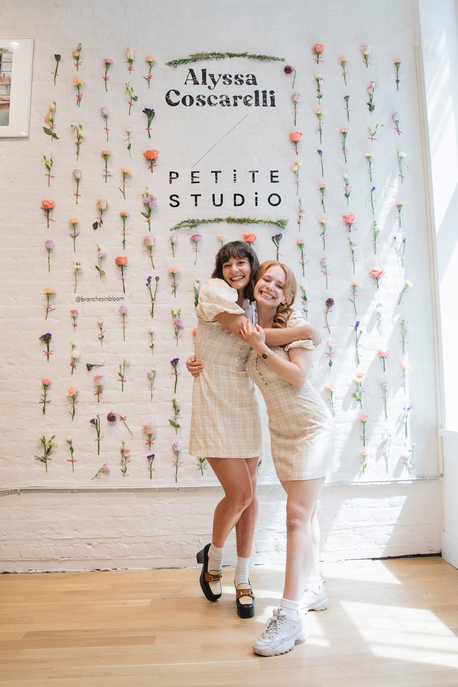 Alyssa Coscarelli x Petite Studio NYC Launch Party
