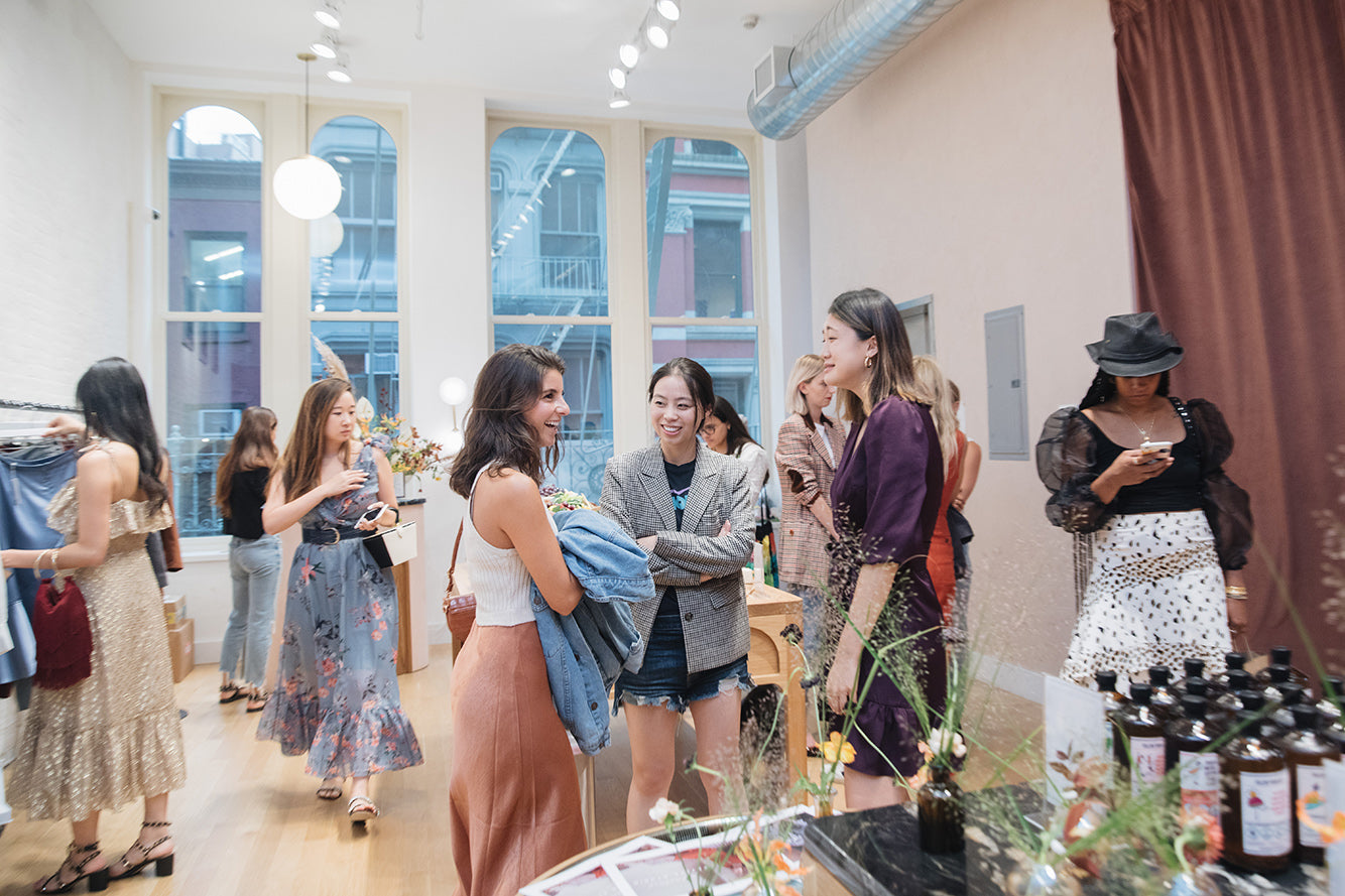 Petite Studio NYC Fall Launch Party