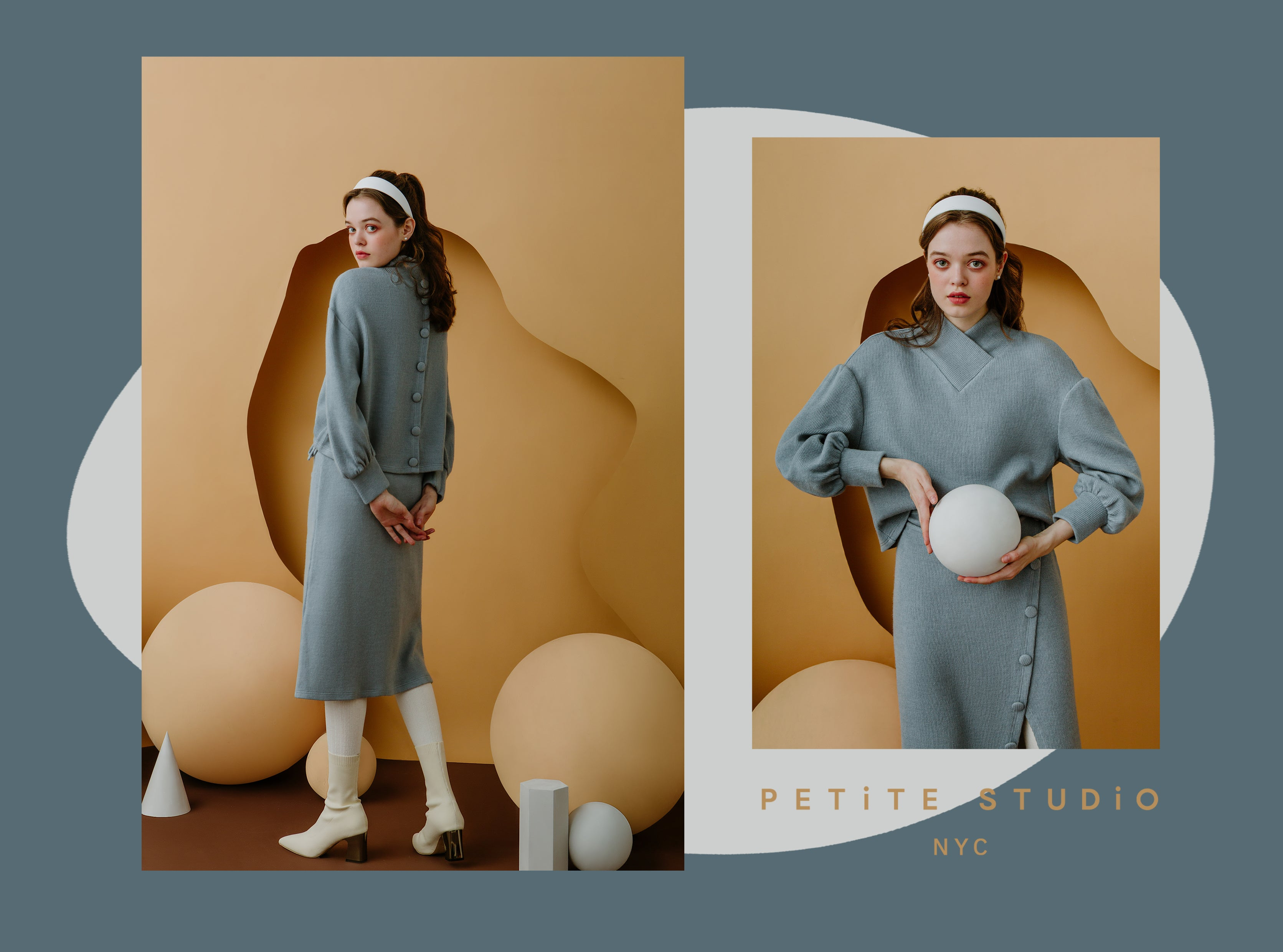 Petite Studio Winter'20 Lookbook